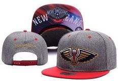 NBA New Orleans Pelicans M&N Heather Gray Snapback Hats|only US$8.90 - follow me to pick up couopons.