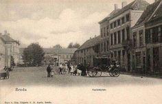 Kasteelplein Breda