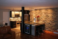 see wall for mobile home stone wall | Stone Walls