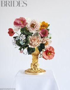 The Wedding Bouquet By Cakes By Krishanthi,£750 (serves 10), cakesbykrishanthi.co.uk