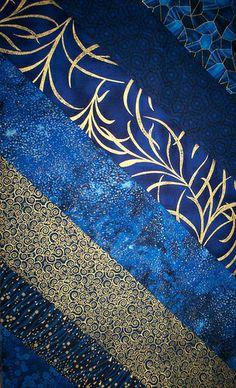 Advent Triumphant Parament of cotton and silk.