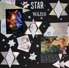 Star Wars - Scrapbook.com