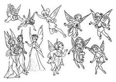 Free Fairy Coloring Pages for Adults - Bing images