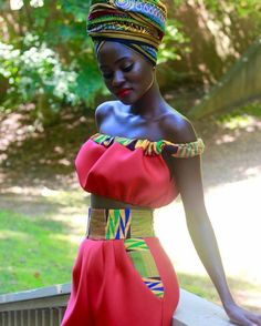 latest african fashion look 882 African Dresses For Women, African Attire, African Wear, African Women, African Style, African Inspired Fashion, African Print Fashion, African Prints, African Fabric