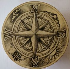 Image result for mariners compass chakra tattoo