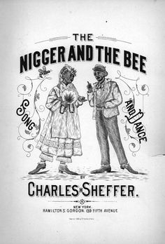 1880-1900: Viciously Racist Popular American , another one of the raucous-voiced Len Spencer's recorded specialties in 1897 and 1898