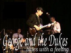 George and the Dukes Duke, Blues, Feelings, Concert, Recital, Concerts, Peacocks
