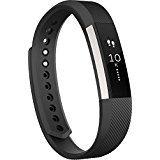 Fitbit Alta Fitness Tracker, Silver/Black, Small @ healthandbeautyforeveryone.com