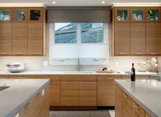 white bamboo kitchen - Google Zoeken