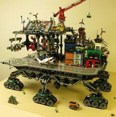 Lego MOC Overview by DeGobbi