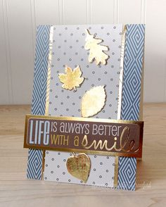 Smile with Scrapbook Adhesives by 3L designer shapes by Kimberly Crawford by kimberlykscrawford, via Flickr