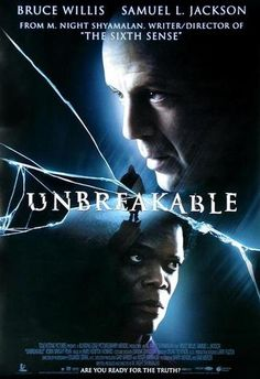 unbreakable. samuel l. jackson's hair was *doing the most* in this movie.