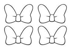 Résultats de recherche d'images pour «minnie mouse template head»