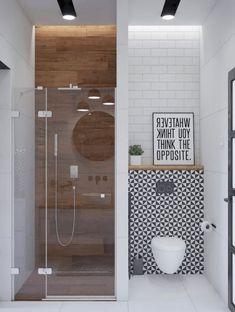 51 Ideen für ein modernes Badezimmer-Design plus Tipps, wie Sie Ihr Zubehör einrichten können - - Decor Bathroom Modern Bathroom Design, Bathroom Interior Design, Bathroom Styling, Bathroom Designs, Lavatory Design, Toilet Design, Shower Remodel, Bathroom Inspiration, Bathroom Ideas