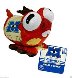 Disney Pixar Monsters University -  Plush Shake & Scare Archie - 36 mo - 6 years #SpinMaster - $10.99 - June 19, 2014 - #FreeShipping