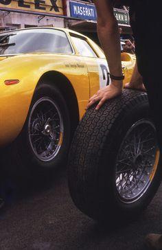 Ferrari 250 SWB Le Mans 1965 | Flickr - Photo Sharing!