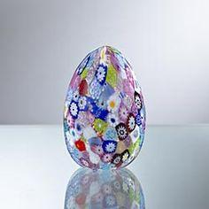 Millefiori egg