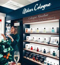 Minäkö keski-ikäinen?: Atelier Cologne-tuoksujen lumoissa!