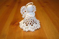 Tiny Crochet Angel