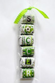 Printable Nugget Party Favors, Soccer season is coming up! These make great treats for the team, perfect favors for end of the season parties and soccer themed birthday parties! Soccer Treats, Soccer Snacks, Soccer Gifts, Golf Gifts, Soccer Birthday Parties, Soccer Party, Sports Party, Birthday Party Themes, Birthday Ideas