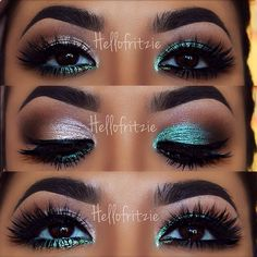 "valerie vixen ""so enchanting"" face chart  beauty  makeup"