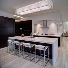 Grey Wood Floor Design, Pictures, Remodel, Decor and Ideas - page 2