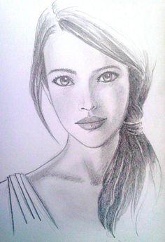 Pencil sketch 081913@Novianny Widya