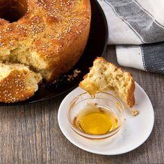 Rosh Hashanah Challah, Gluten Free, Dairy Free