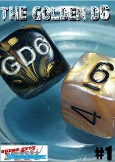 The Golden D6 online hobby magazine http://www.spruegrey.com/thegoldend6/