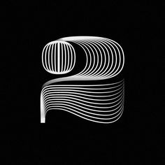 Design Inspiration and Tutorials Typography Love, Typography Letters, Graphic Design Typography, Lettering Design, Branding Design, Number Typography, Web Design, Type Design, Art Mots