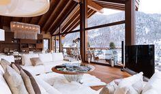 The World's Most Luxurious Ski Resorts