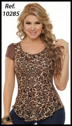 Blouse Styles, Blouse Designs, Animal Print T Shirts, Lace Tops, Fashion Dresses, Women Wear, Cute Outfits, Clothes For Women, Womens Fashion