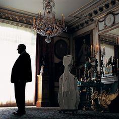 """Rostropovich"", by Gérard Rancinan, photographer"