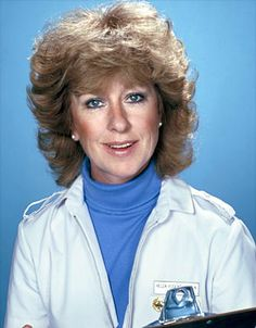 Helen Rosenthal (Christina Pickles) on TV Show St. Elsewhere (appeared 1982-1988)
