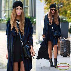 Sokak Modası Juliett Kuczynska   #moda #style #fashion #streetstyle