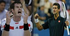 #USOpen: Wawrinka shocks #AndyMurray, Djokovic cruises into semifinals