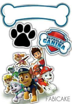 - Oh My Fiesta! in english Paw Patrol Cupcake Toppers, Paw Patrol Cupcakes, Cupcake Toppers Free, Paw Patrol Cake, Paw Patrol Party, Paw Patrol Clipart, Paw Patrol Printable, Imprimibles Paw Patrol, Paw Patrol Birthday Theme
