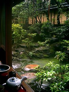 Hiiragiya Ryokan, Kyoto, Japan - an inn that is almost 200 years old. This brings me back to my time in the ryokan Go To Japan, Japan Japan, Japan Sakura, Japan Trip, Japanese House, Japanese Gardens, Japanese Mansion, Japanese Style, Beautiful World