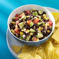 Corny Mexican Salad Recipe | Taste of Home Recipes