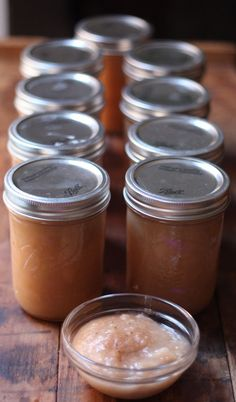 Canning Apple Sauce, this will be perfect when the apples get ripe in our trees!