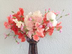 Lathyrus ..... I love them and their smell!