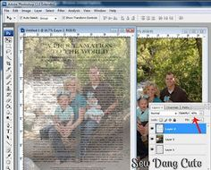 We Talk of Christ, We Rejoice In Christ: Family Proclamation Photo Overlay Tutorial