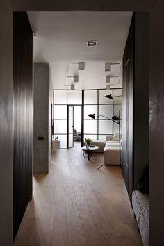 loft in Kiev / Sergey Makhno Architects / ph: Andrey Adveenko