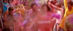 New party member! Tags: bollywood holi happy holi yeh jawaani hai deewani balam pichkari