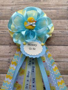 capia corsage baby shower para tematica de por AlittleSweetBowtique