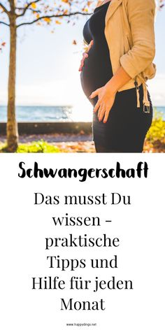 Praktische Tipps Schwangerschaft I'm pregnant! In this post you will find tips and help for every month of pregnancy. What awaits you and what do you need to know? Which books are helpful? Pregnancy Months, Pregnancy Tips, Camping Ideas, Mom And Baby, Baby Love, Baby Zimmer, Pregnancy Information, Presents For Girls, I'm Pregnant