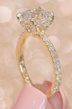 The Definitive Solution for Elegant Engagement Rings Classy You Can Learn About Today - Ring verlobung - Anillos Engagement Rings Princess, Elegant Engagement Rings, Princess Cut Rings, Engagement Ring Settings, Wedding Engagement, Princess Wedding, Princess Cut Diamonds, Diamond Wedding Rings, Bridal Rings