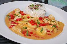 Bananen - Hühner - Curry, ein raffiniertes Rezept aus der Kategorie Geflügel. Bewertungen: 164. Durchschnitt: Ø 4,2.
