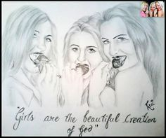 Discover Sketching by Rashi Sagar on Touchtalent. Touchtalent is premier online community of creative individuals helping creators like Rashi Sagar in getting global visibility. Girl Sketch, Sketching, Artsy, Pencil, Portrait, Drawings, Girls, Toddler Girls, Headshot Photography