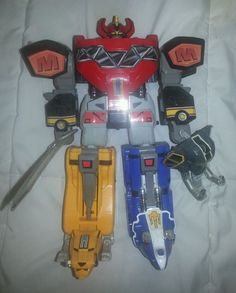 Mighty morphin power rangers original 1993 megazord